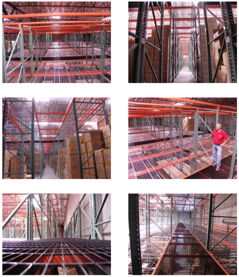 Catwalk Systems - Warehouse Solutions, Inc
