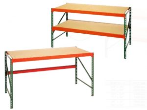Jaken FastRak Workbenches